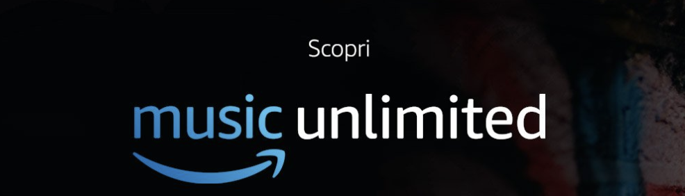 30 giorni di musica gratis con Amazon Music Unlimited
