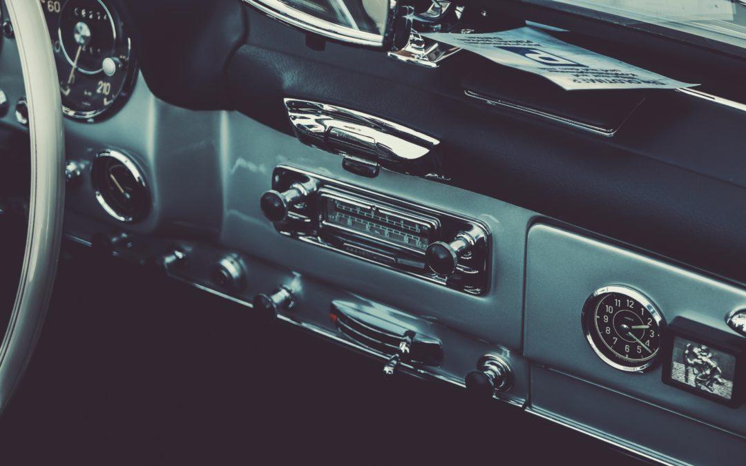 Ecco un nuovo modo di ascoltare musica in auto!